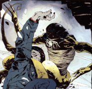 Slith (Earth-616) from Wolverine Killing Vol 1 1 001