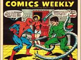 Spider-Man Comics Weekly Vol 1 3