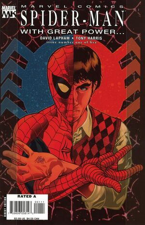 Spider-Man With Great Power... Vol 1 1.jpg