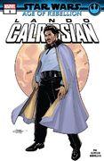 Star Wars Age of Rebellion - Lando Calrissian Vol 1 1
