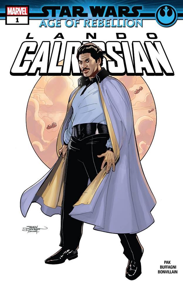 Star Wars: Age of Rebellion - Lando Calrissian Vol 1 1