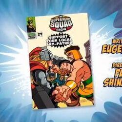 Super Hero Squad Show Season 2 5