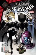 Symbiote Spider-Man King in Black Vol 1 1
