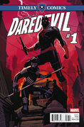 Timely Comics Daredevil Vol 1 1