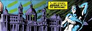 Vatican City from Doctor Strange Vol 2 5 0001
