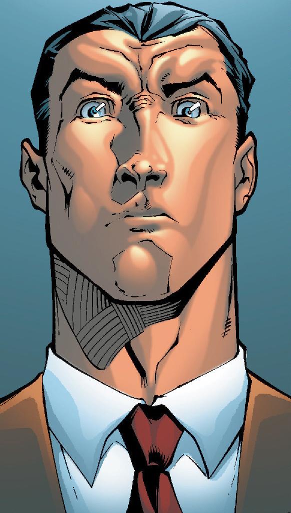 Walter Barrett (Earth-616)