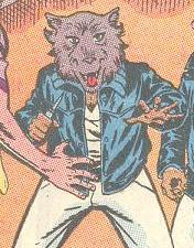 Wolf ('Vores) (Earth-616)