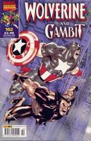Wolverine and Gambit Vol 1 102