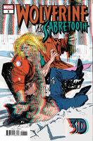 Wolverine vs. Sabretooth 3D Vol 1 1