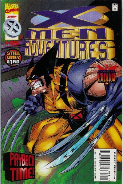 X-Men Adventures Vol 3 11