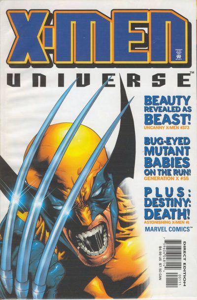 X-Men Universe Vol 1