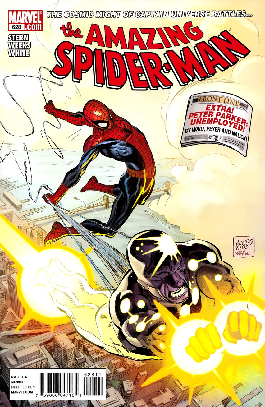 Amazing Spider-Man Vol 1 628