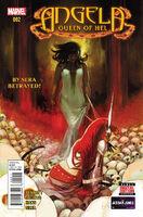 Angela Queen of Hel Vol 1 2