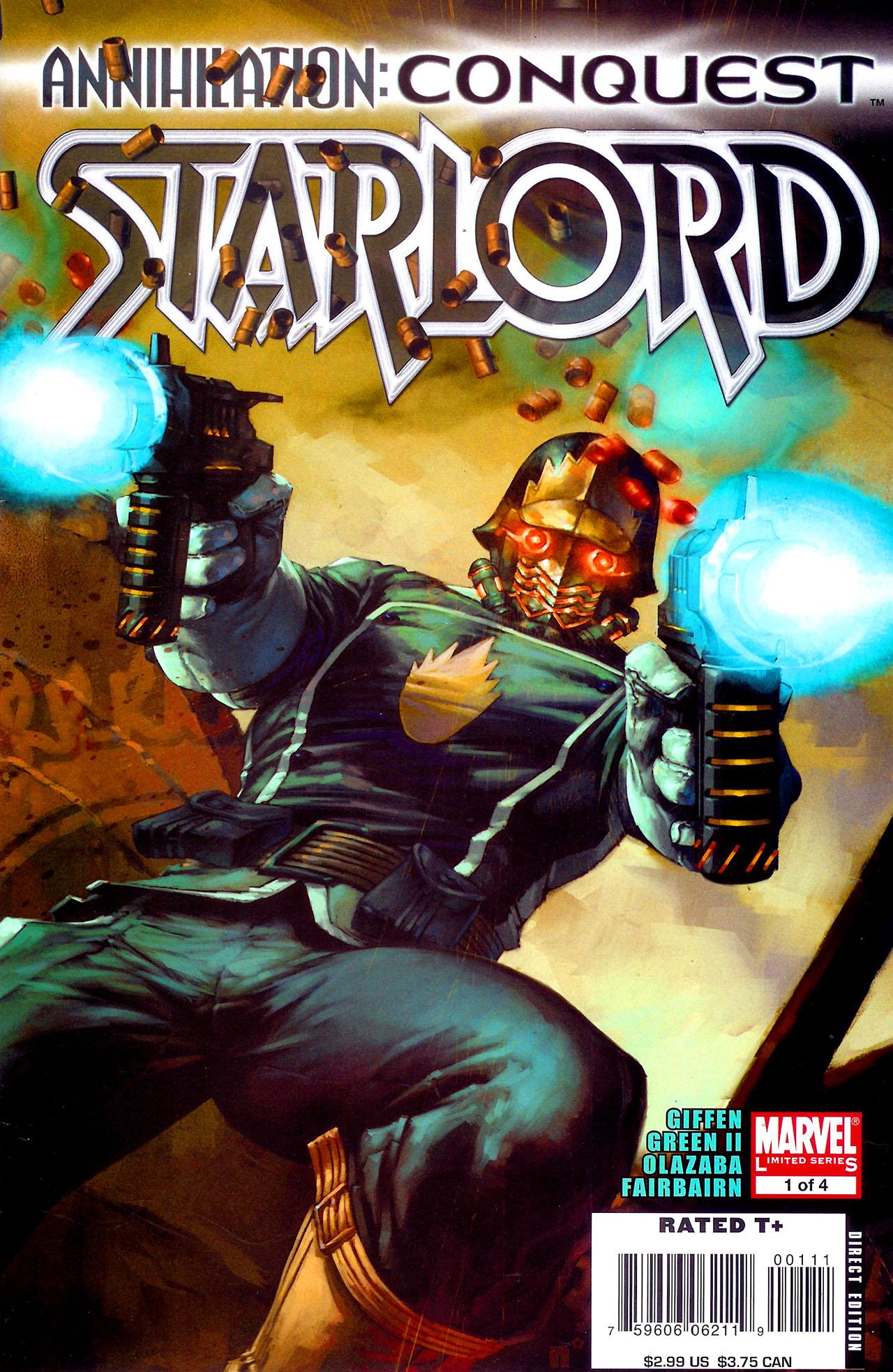 Star-Lord: Annihilation - Conquest TPB Vol 1 1