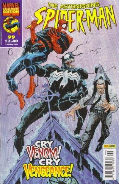 Astonishing Spider-Man Vol 1 99