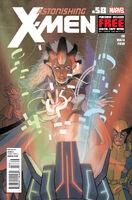 Astonishing X-Men Vol 3 58