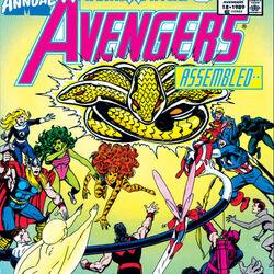 Avengers Annual Vol 1 18