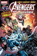 Avengers Universe (UK) Vol 4 10