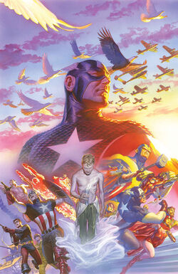 Captain America Vol 7 22 Marvel Comics 75th Anniversary Variant Textless.jpg