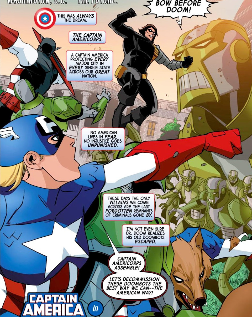 Captain Americorps (Earth-Unknown) from Marvel Universe Avengers - Earth's Mightiest Heroes Vol 1 11 0001.jpg