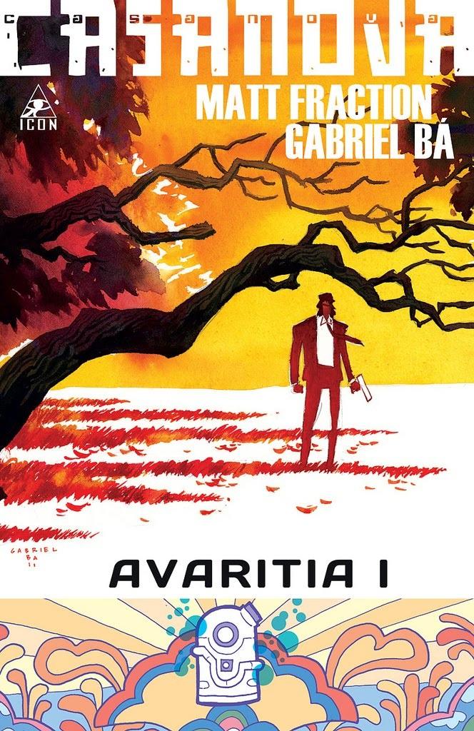 Casanova: Avaritia Vol 1 1