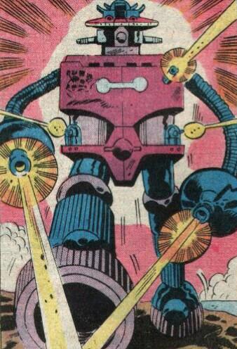 Cerberus (Robot) (Earth-616)