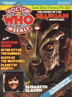 Doctor Who Weekly Vol 1 11