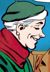 Doreen Greenwald (Earth-616) from Spider-Man Holiday Special Vol 1 1995 001.png