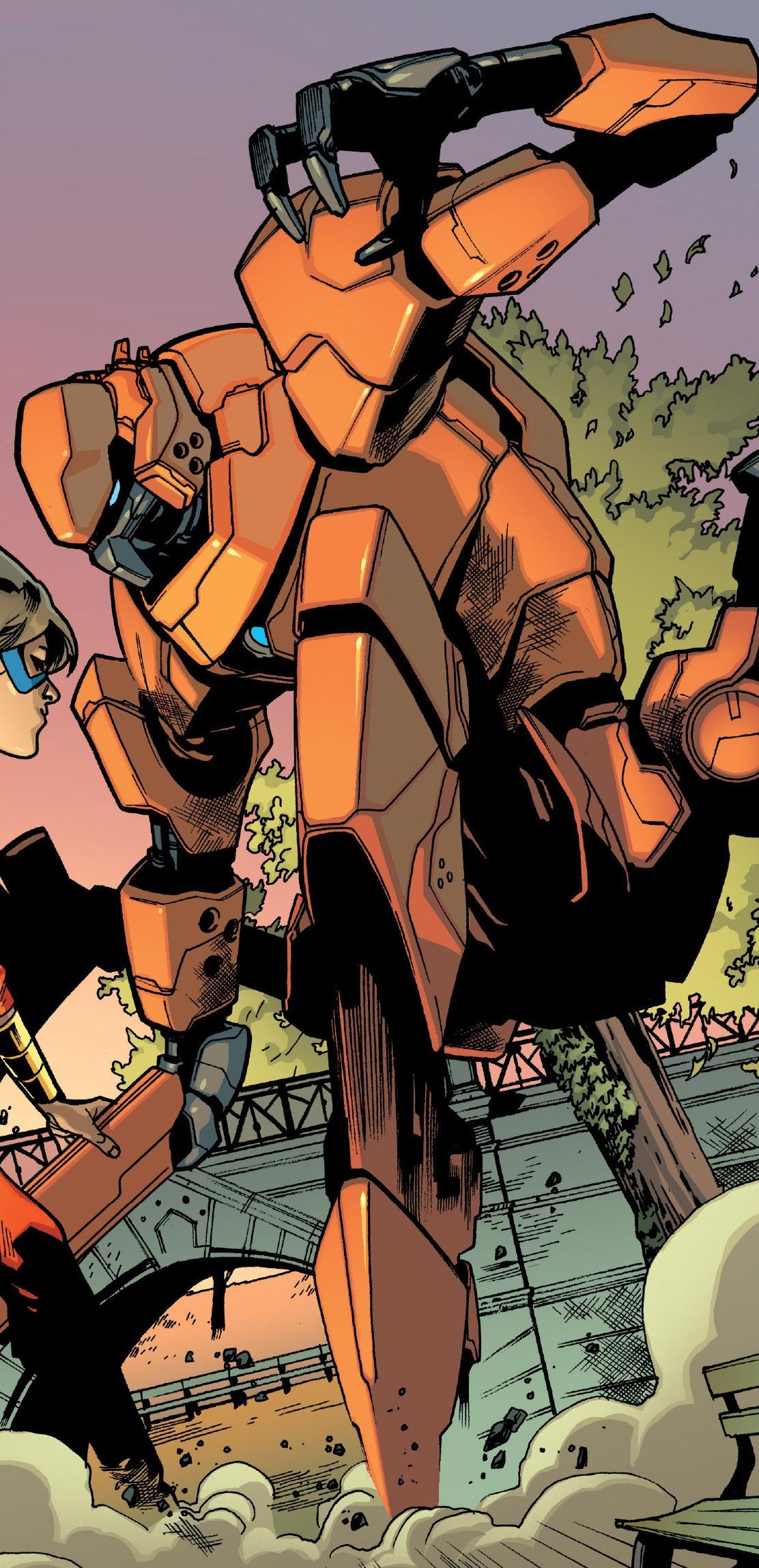 Dreadbot (Earth-616)