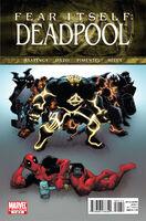 Fear Itself Deadpool Vol 1 1