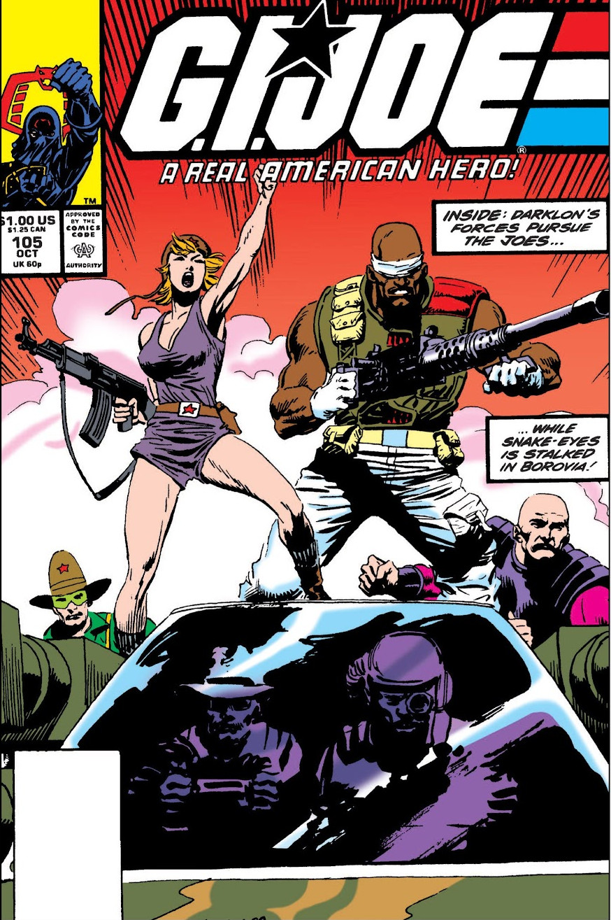 G.I. Joe: A Real American Hero Vol 1 105