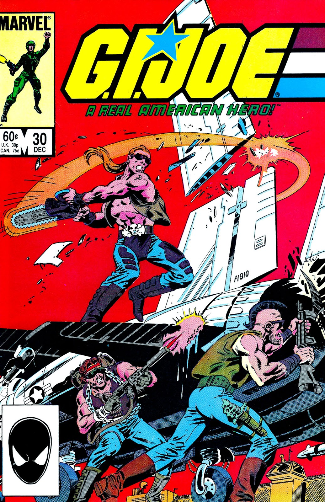 G.I. Joe: A Real American Hero Vol 1 30
