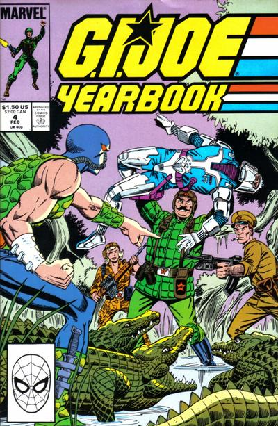G.I. Joe: Yearbook Vol 1 4