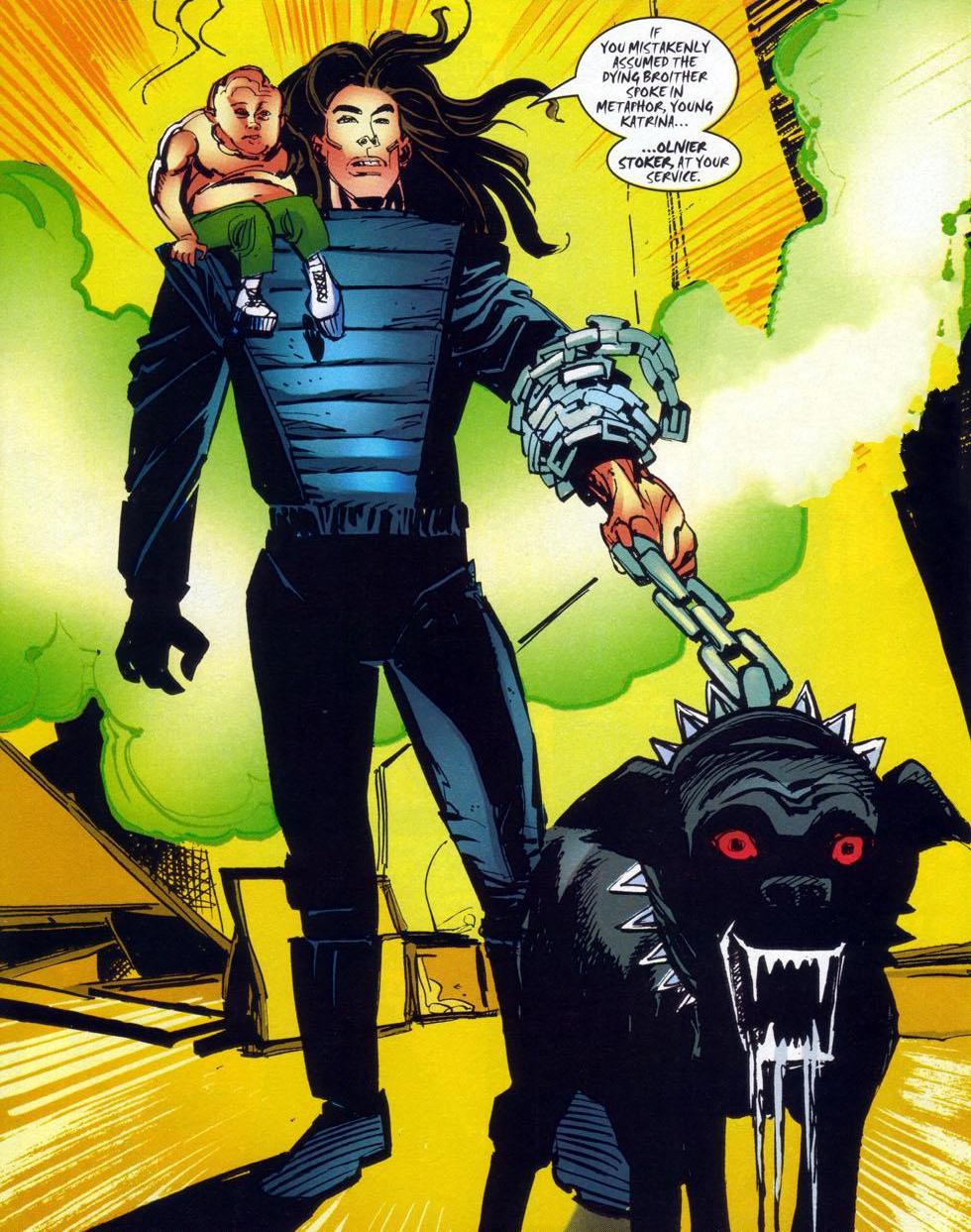 Olivier Stoker (Earth-616)