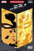 Ghost Rider Kushala Infinity Comic Vol 1 2