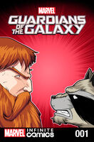Guardians of the Galaxy Awesome Mix Infinite Comic Vol 1 1