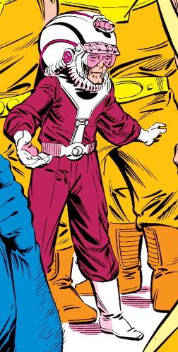 Harvey Jessup (Earth-616)