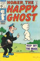 Homer, the Happy Ghost Vol 2 1