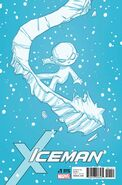 Iceman Vol 3 1 Young Variant