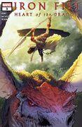 Iron Fist Heart of the Dragon Vol 1 3