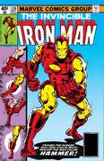 Iron Man Vol 1 126