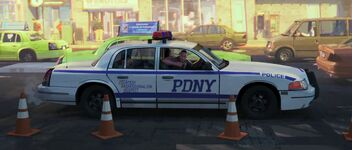 Police Department of New York City (Earth-TRN700)