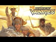 KING IN BLACK- RETURN OF THE VALKYRIES -1 Trailer - Marvel Comics