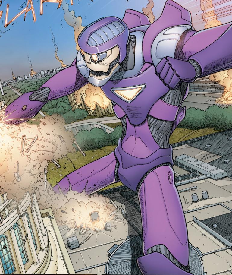 Kilgore Sentinel (Earth-616)