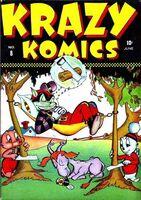 Krazy Komics Vol 1 8