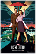 Marvel's Agent Carter Season 2 SDCC 2015 Poster