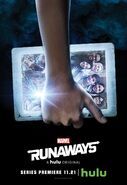 Marvel's Runaways poster 008