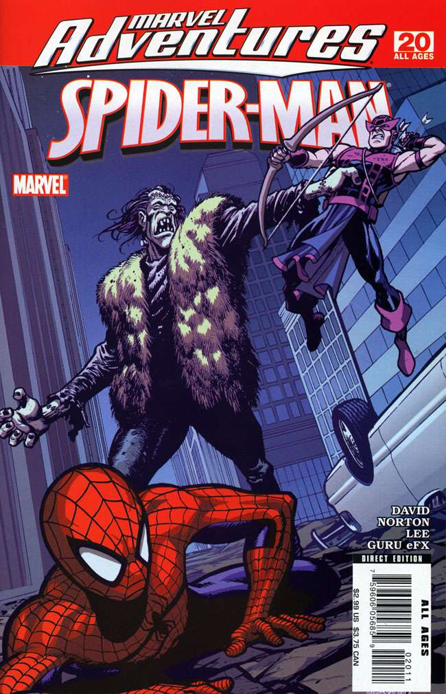 Marvel Adventures: Spider-Man Vol 1 20