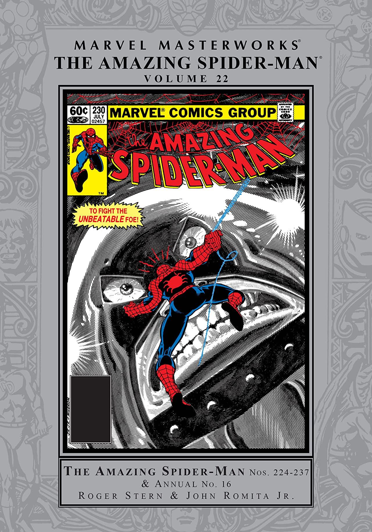 Marvel Masterworks: Amazing Spider-Man Vol 1 22