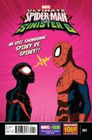 Marvel Universe Ultimate Spider-Man vs. the Sinister Six Vol 1 4